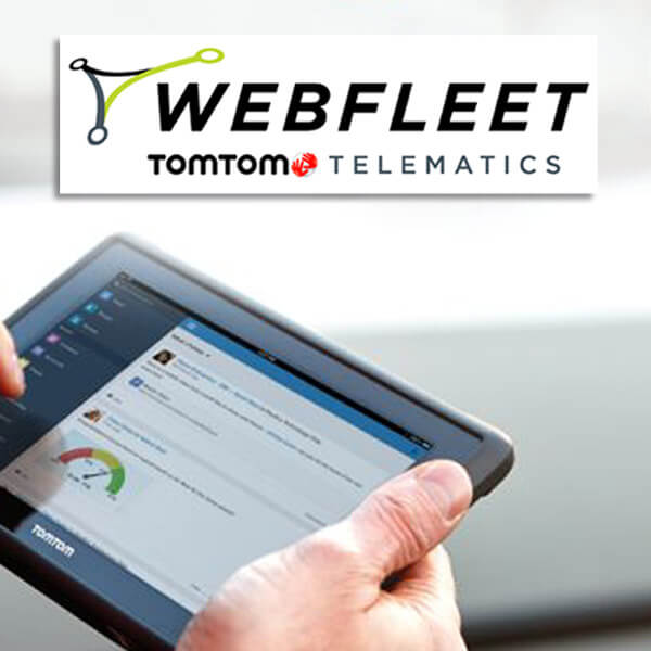 Webfleet - Tom Tom Telematics