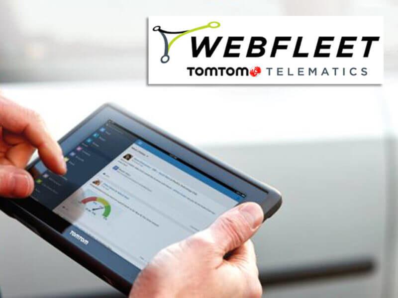 integrazione software con tom tom telematics
